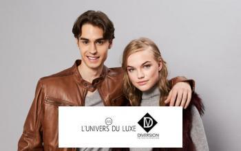 Vente privée L'UNIVERS DU LUXE - DIVERSION sur BazarChic