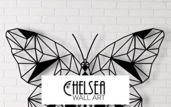 Vente privée CHELSEA WALL ART sur BazarChic