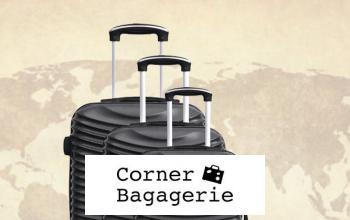 Vente privée CORNER BAGAGERIE sur BazarChic