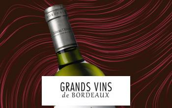 Vente privee GRANDS VINS DE BORDEAUX sur BazarChic