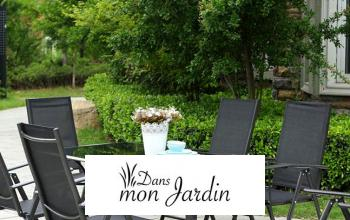 Vente privée DANS MON JARDIN sur BazarChic