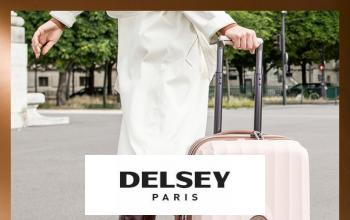DELSEY en vente flash chez BAZARCHIC