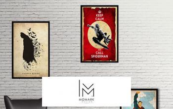 Vente privée MOMARK DESIGN BY CONCEPTTUAL sur BazarChic