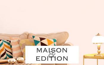 Vente privée MAISON EDITION sur BazarChic