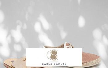 CARLA SAMUEL à prix discount sur BAZARCHIC