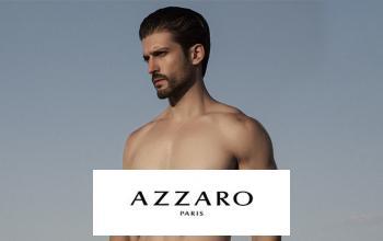 AZZARO en promo sur BAZARCHIC