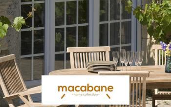 Vente privée MACABANE sur BazarChic