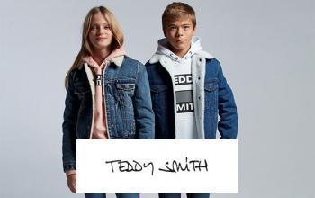 Vente privée TEDDY SMITH sur BazarChic