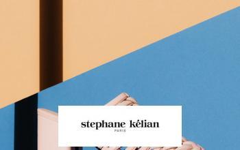 STEPHANE KELIAN en vente flash chez BAZARCHIC