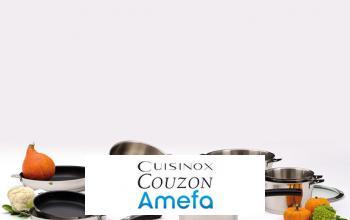 Vente privée CUISINOX COUZON AMEFA sur BazarChic