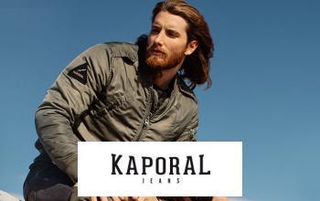 Vente privée KAPORAL sur BazarChic