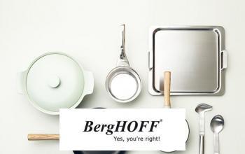 Vente privee BERGHOFF sur BazarChic