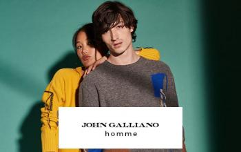 JOHN GALLIANO à super prix sur BAZARCHIC