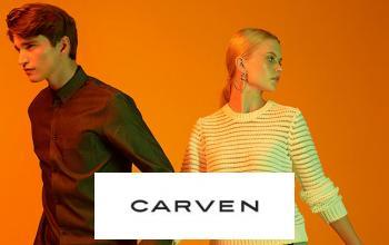 Vente privée CARVEN sur BazarChic