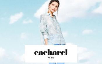 Vente privée CACHAREL sur BazarChic