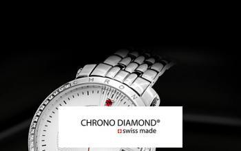 Vente privée CHRONO DIAMOND sur BazarChic