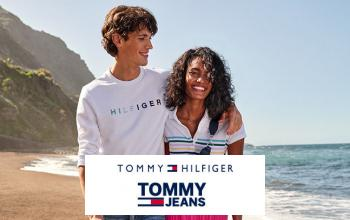 TOMMY HILFIGER en vente flash sur BAZARCHIC