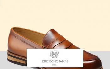 Vente privée ERIC BONCHAMPS sur BazarChic