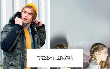 TEDDY SMITH en promo sur BAZARCHIC