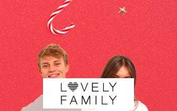 LOVELY FAMILY en promo sur BAZARCHIC