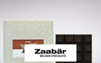 Vente privée CHOCOLAT ZAABAR sur BazarChic