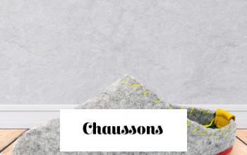 Vente privée CHAUSSONS sur BazarChic