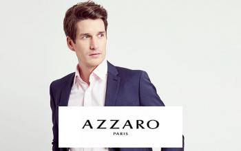 AZZARO en vente flash sur BAZARCHIC