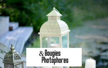 Vente privée BOUGIES ET PHOTOPHORES sur BazarChic