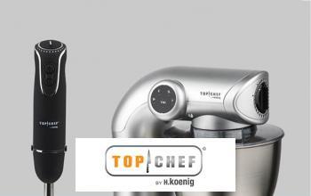 Vente privee TOP CHEF sur BazarChic