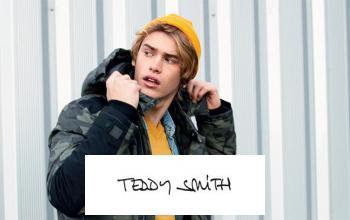 TEDDY SMITH à super prix sur BAZARCHIC