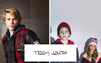 TEDDY SMITH en vente privée sur BAZARCHIC