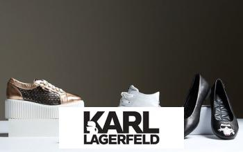 Vente privée KARL LAGERFELD sur BazarChic