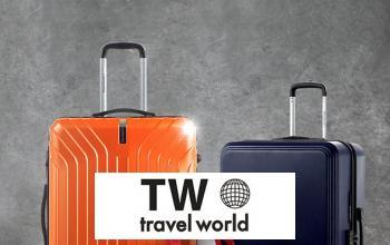 Vente privée TRAVEL WORLD sur BazarChic