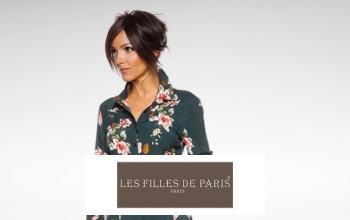 Vente privée LES FILLES DE PARIS sur BazarChic