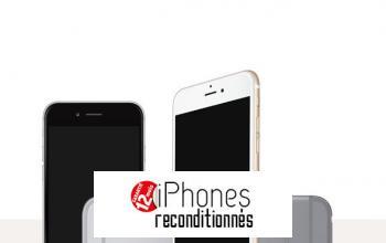 Vente privée IPHONES RECONDITIONNES sur BazarChic