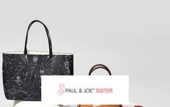 PAUL & JOE SISTER à super prix sur BAZARCHIC