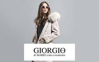 GIORGIO & MARIO en promo sur BAZARCHIC