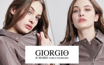 GIORGIO & MARIO en vente privilège chez BAZARCHIC
