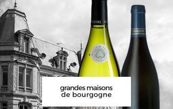 Vente privée GRANDES MAISONS DE BOURGOGNE sur BazarChic
