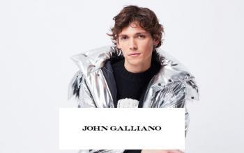 JOHN GALLIANO à super prix sur BAZARCHIC