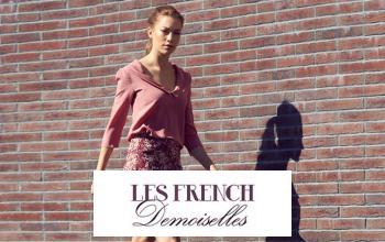 Vente privée LES FRENCH DEMOISELLES sur BazarChic