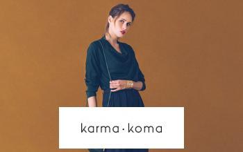 KARMA KOMA en vente privée sur BAZARCHIC