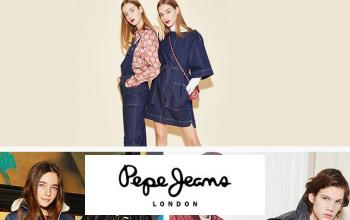 meilleure vente 100% authentique vente privée pepe jeans