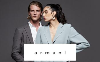 ARMANI en vente flash sur BAZARCHIC