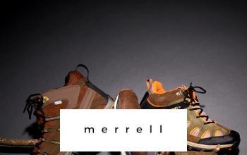 Vente privée MERRELL sur BazarChic