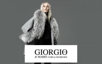 GIORGIO & MARIO en vente privée chez BAZARCHIC