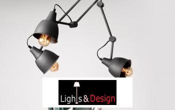 Vente privée LIGHT DESIGN sur BazarChic