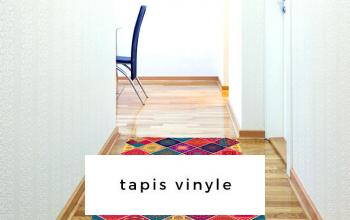 Tapis Vinyle En Vente Privee Chez Bazarchic Du 20 12 2018 Au 27 12 2018
