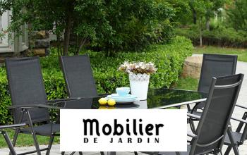 Vente privée MOBILIER DE JARDIN sur BazarChic