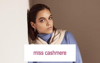 MISS CASHMERE à prix discount chez BAZARCHIC